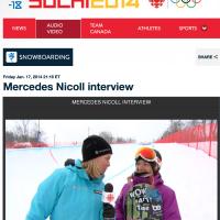 Sochi 2014-CBC
