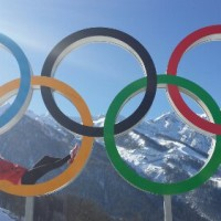 Mercedes Nicoll Olympic rings