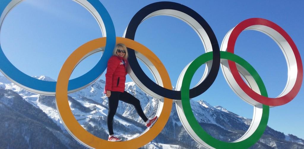 Mercedes Nicoll Olympian