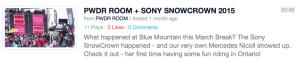 SnowCrown Edit 2014