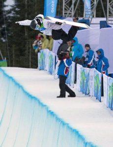Mercedes Nicoll 2010 Olympics
